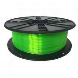 GEMBIRD Náplň 3D PETG 1.75mm/1kg Green 3DP-PETG1.75-01-G