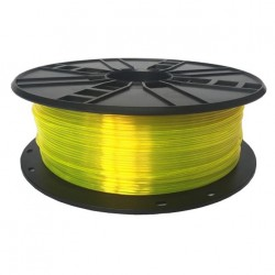 GEMBIRD Náplň 3D PETG 1.75mm/1kg Yellow 3DP-PETG1.75-01-Y