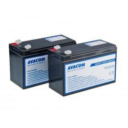 AVACOM bateriový kit pro renovaci RBC123 (2ks baterií) AVA-RBC123-KIT