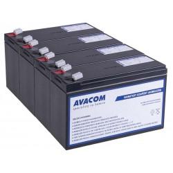 AVACOM bateriový kit pro renovaci RBC133 (4ks baterií) AVA-RBC133-KIT