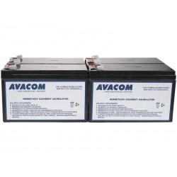 AVACOM bateriový kit pro renovaci RBC23 (4ks baterií) AVA-RBC23-KIT