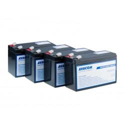 AVACOM bateriový kit pro renovaci RBC59 (4ks baterií) AVA-RBC59-KIT