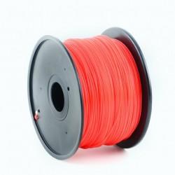 GEMBIRD Tisková struna (filament) HIPS, 1,75mm, 1kg, červená...