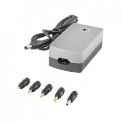 Qoltec Univerzálny adaptér pre notebooky/tablety 40W 7.5-19V/max. 3.2A (5 konc 7335.40W