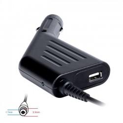 Digitalbox napájací adaptér do auta pre Acer 19V/4.74A 90W, (5.5x1.7) USB DBMP-CA0105