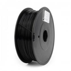 GEMBIRD Tisková struna (filament) PLA PLUS, 1,75mm, 1kg, černá...