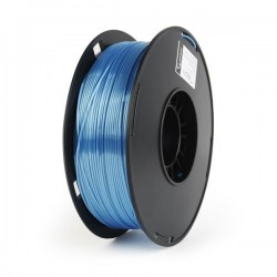 GEMBIRD Tisková struna (filament) PLA PLUS, 1,75mm, 1kg, modrá...