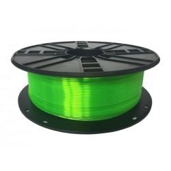 GEMBIRD Tisková struna (filament) PLA PLUS, 1,75mm, 1kg, zelená...