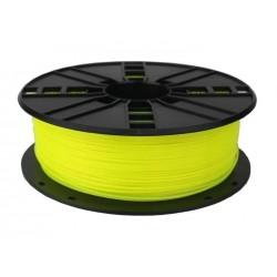 GEMBIRD Tisková struna (filament) PLA PLUS, 1,75mm, 1kg, žlutá...
