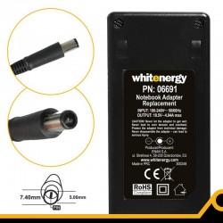 Whitenergy napájecí zdroj 18.5V/4.9A 90W konektor 7.4x5.0mm + pin HP 06691