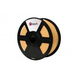 C-TECH Tisková struna (filament) PLA, 1,75mm, 1kg, skin (barva...