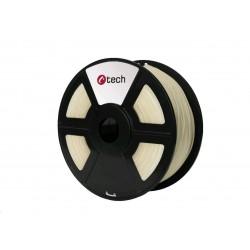 C-TECH Tisková struna (filament) PLA, 1,75mm, 1kg, zelená...