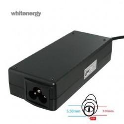Whitenergy napájecí zdroj 19V/4.74A 90W konektor 5.5x3.0mm + pin Samsung 04120
