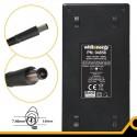 Whitenergy napájecí zdroj 18.5V/6.5A 120W konektor 7.4x5.0mm + pin HP 04858