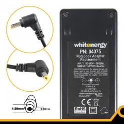 Whitenergy napájecí zdroj 18.5V/3.8A 70W konektor 4.8x1.7mm Compaq 04075