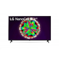 LG 55' NanoCell TV, webOS Smart TV 55NANO803NA