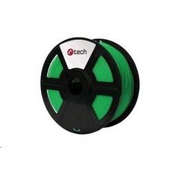 C-TECH Tisková struna (filament) HIPS, 1,75mm, 1kg, zelená...