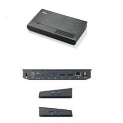 FUJITSU port replikator PR09 USB-C - RJ45 WOL 2xDP 4xUSB3.1+3xUSB-C...