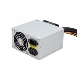 Gembird zdroj 500W ATX/BTX, CE, PFC, veľmi tichý, dvojitý ventilátor CCC-PSU6
