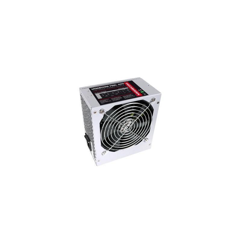 Zdroj MODECOM FEEL 420 ATX 2.2 420W 120mm ZAS-FEEL-SW-420-ATX-PFC