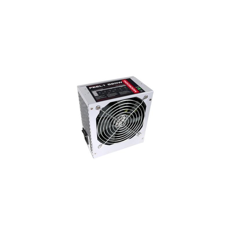 Zdroj MODECOM FEEL 1 520 ATX 2.2 520W 120mm ZAS-FEEL1-SW-520-ATX-PFC