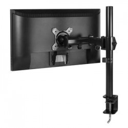 ARCTIC Z1 Basic–Single Monitor Arm in black colour AEMNT00039A