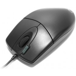 Počítačová myš A4tech EVO Opto Ecco 612D čierna, USB, tlačidlo na dvojaký klik A4TMYS30398