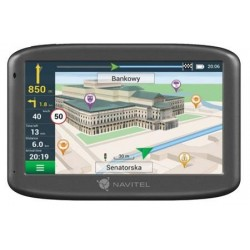 Navitel GPS navigace E505 + magnetický držák GPSNAVIE505M