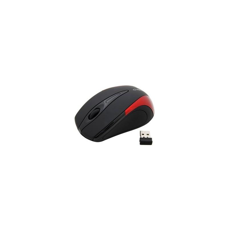 Esperanza EM101R ANTARES bezdrôtová optická myš, 800 DPI, 2.4GHz, USB, čierno-če EM101R - 5905784767017