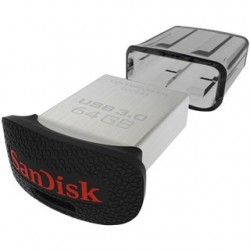 SanDisk USB 3.0 ULTRA Fit 64GB SDCZ43-064G-GAM46