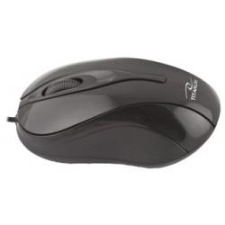 Titanum TM103K HORNET optická myš, 1000 DPI, USB, blister, čierna TM103K - 5905784768991