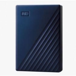 "Ext. HDD 2.5"" WD My Passport for MAC 5TB USB 3.0 WDBA2F0050BBL-WESN"