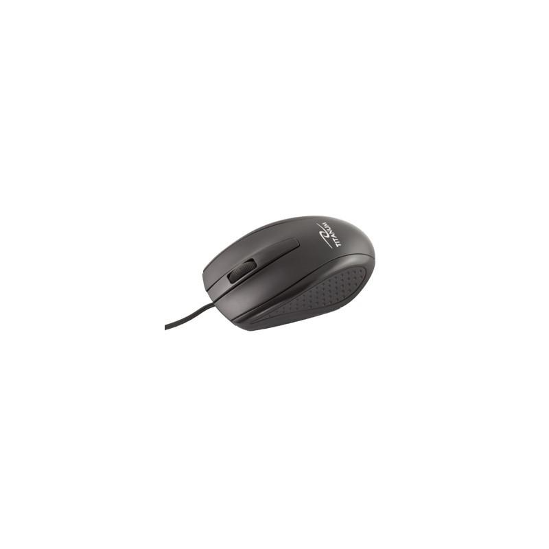 Esperanza Titanum TM110K MARLIN optická myš, 1000 DPI, USB, blister, čierna TM110K - 5901299901816