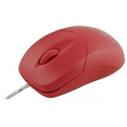 Titanum TM109R AROWANA optická myš, 1000 DPI, USB, blister, červená TM109R - 5901299901793