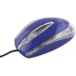 Titanum TM111B LAGENA optická myš, 1000 DPI, USB, blister, modrá TM111B - 5901299901847
