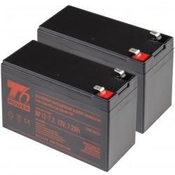 T6 Power RBC48, RBC109, RBC123, RBC22, RBC32, RBC33, RBC5, RBC9,...