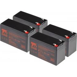 T6 Power RBC8, RBC23, RBC25, RBC31, RBC59 - battery KIT T6APC0019