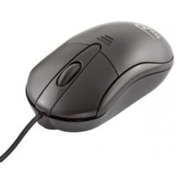 Esperanza Titanum TM107K PIRANHA optická myš, 1000 DPI, USB, blister, čierna TM107K - 5901299901755