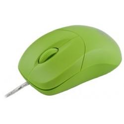 Titanum TM109G AROWANA optická myš, 1000 DPI, USB, blilster, zelená TM109G - 5901299901786