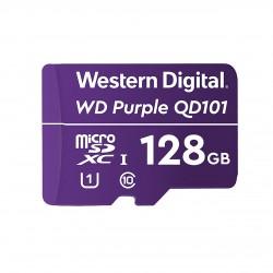 WD Purple microSDXC 128GB Class 10 U1 WDD128G1P0C