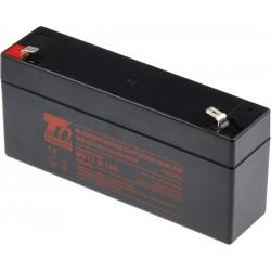 Akumulátor T6 Power NP6-3.3, 6V, 3,3Ah T6UPS0006
