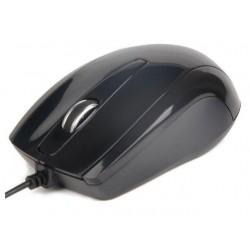 Gembird optická myš 1000 DPI, USB, čierna MUS-U-003