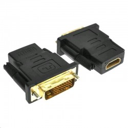 Adaptér C-TECH HDMI na DVI, F/M CB-AD-HDMI-DVI