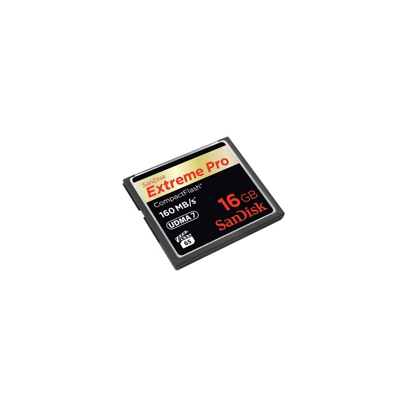 Sandisk CompactFlash Extreme Pro 16GB SDCFXPS-016G-X46