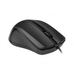 Gembird optická myš 1200 DPI, USB, čierna MUS-101