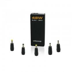 WE 48W Univerzální AC adaptér pro netbooky 5 konc. 06568