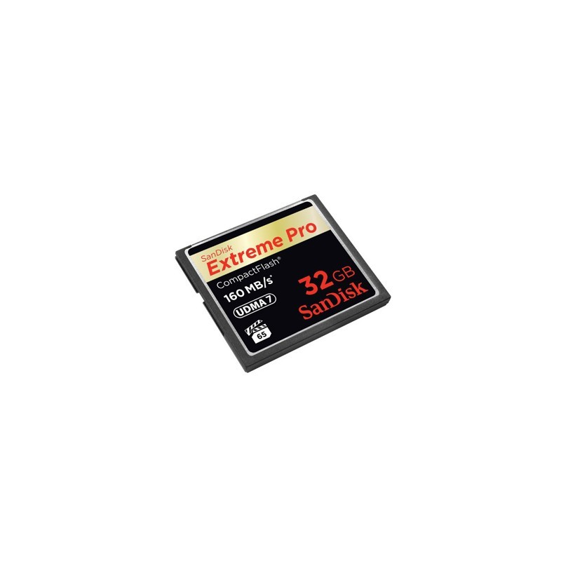 Sandisk CompactFlash Extreme Pro 32GB SDCFXPS-032G-X46