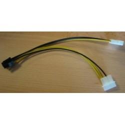 Redukce 6 PIN konektoru pro PCI-E karty ze zdroje CC-PSU-6