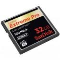 Sandisk CompactFlash Extreme Pro 32GB SDCFXPS-032G-X46
