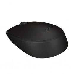 Logitech OEM počítačová myš Wireless Mouse B170 - bezdrôtová, 2,4GHz, čierna 910-004798